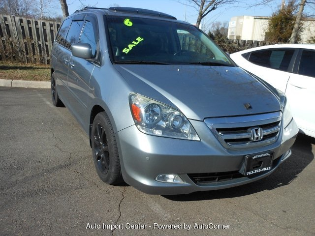 2006 Honda Odyssey Touring w/DVD/NAV 5-Speed Automatic
