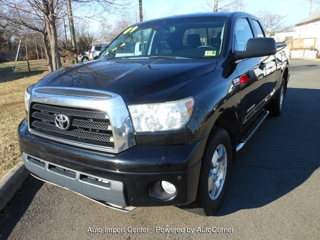 2009 Toyota Tundra SR5 5.7L Double Cab 4WD 6-Speed Automatic