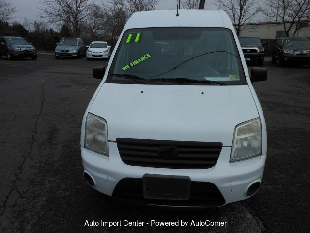 2011 Ford Transit Connect XLT 4-Speed Automatic